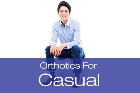 Custom Casual Orthotics